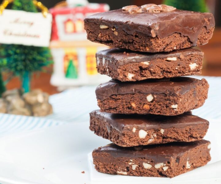 Today is National Nutty Fudge Day
