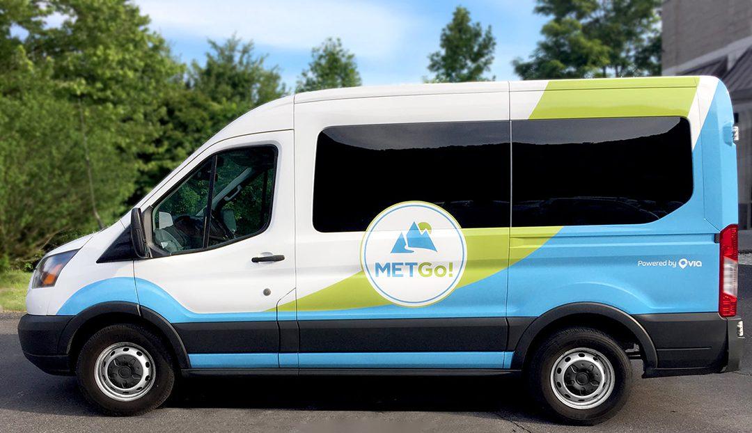 METGO bus