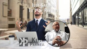 Just Say No, to Yelp Reviews