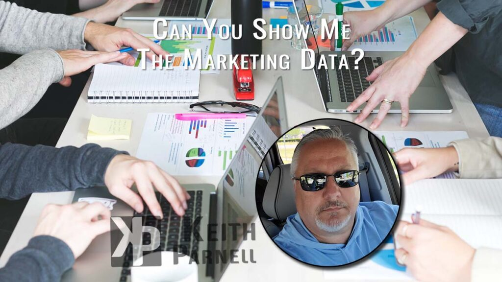 Can you show me the marketing data?